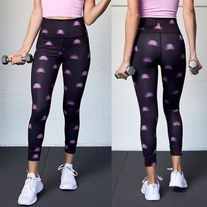 FP Movement | High-Rise 7/8 Length Lotus Leggings